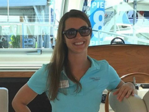 Sarah Cass | Yacht Broker