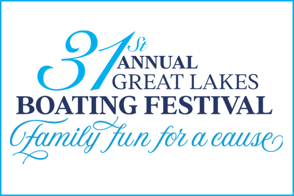 Great Lakes Boat Festival logo