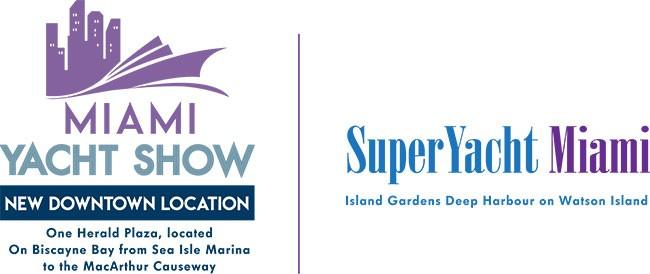 Miami Yacht Show 2020 logo