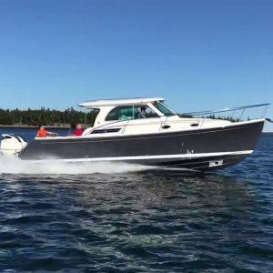 back cove 340